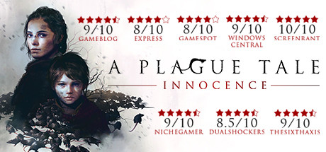 A Plague Tale: Innocence tells the grim story of two siblings fighting  together for survival in the darkest hours of History.
