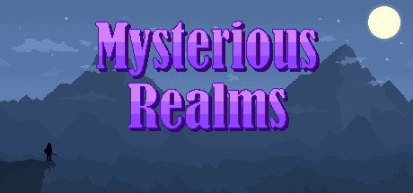 Mysterious Realms RPG cover art