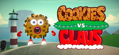 Cookies vs. Claus cover art