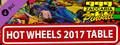 Zaccaria Pinball - Hot Wheels 2017 Table