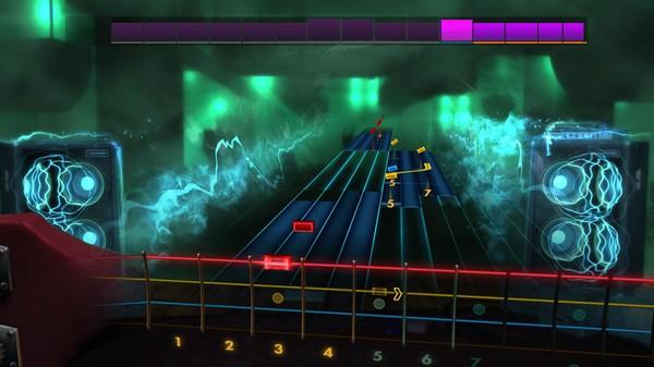 "Скриншот №4 к Rocksmith® 2014 Edition – Remastered – George Thorogood - ""Bad to the Bone"""