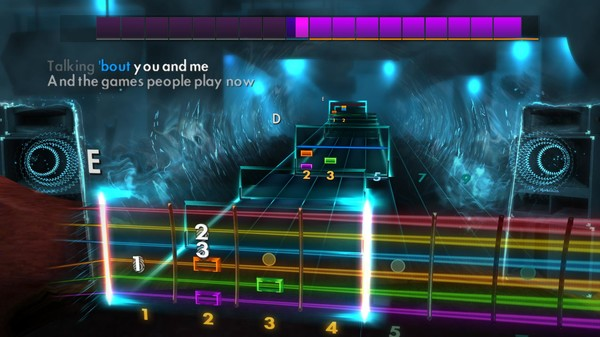 "Скриншот №3 к Rocksmith® 2014 Edition – Remastered – Joe South - ""Games People Play"""