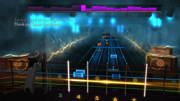 "Скриншот №2 к Rocksmith® 2014 Edition – Remastered – Joe South - ""Games People Play"""