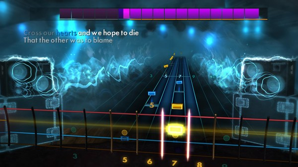 "Скриншот №4 к Rocksmith® 2014 Edition – Remastered – Joe South - ""Games People Play"""