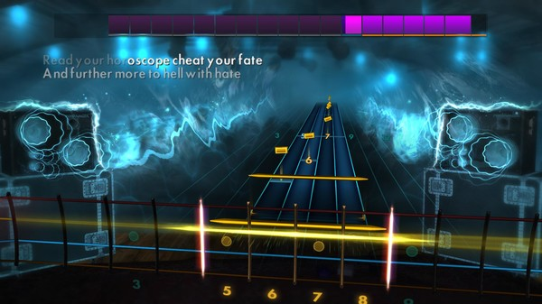 "Скриншот №5 к Rocksmith® 2014 Edition – Remastered – Joe South - ""Games People Play"""