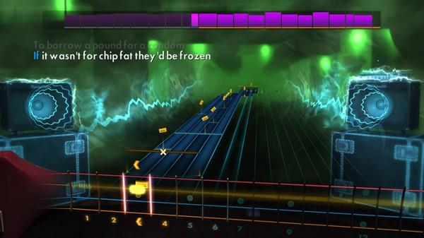 Скриншот №2 к Rocksmith® 2014 Edition – Remastered – Kaiser Chiefs Song Pack