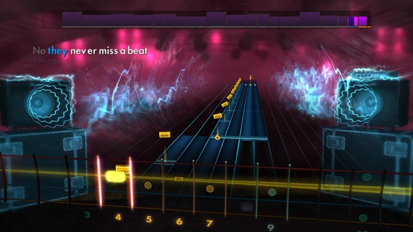 "Скриншот №5 к Rocksmith® 2014 Edition – Remastered – Kaiser Chiefs - ""Never Miss a Beat"""