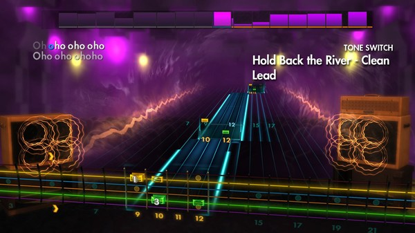 "Скриншот №1 к Rocksmith® 2014 Edition – Remastered – James Bay - ""Hold Back the River"""