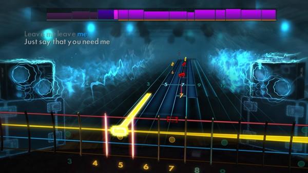 "Скриншот №5 к Rocksmith® 2014 Edition – Remastered – The Cardigans - ""Lovefool"""