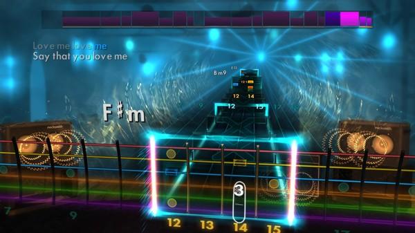 "Скриншот №2 к Rocksmith® 2014 Edition – Remastered – The Cardigans - ""Lovefool"""