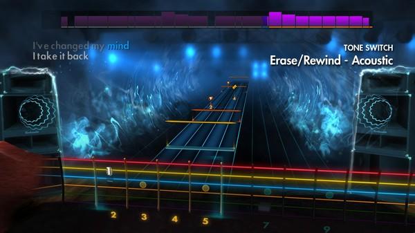"Скриншот №1 к Rocksmith® 2014 Edition – Remastered – The Cardigans - ""EraseRewind"""