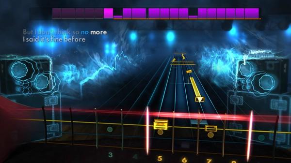 "Скриншот №5 к Rocksmith® 2014 Edition – Remastered – The Cardigans - ""EraseRewind"""