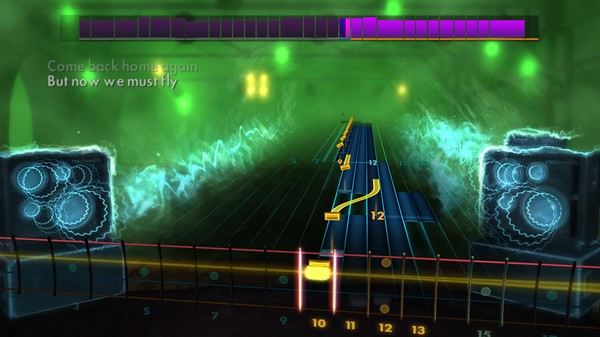"Скриншот №4 к Rocksmith® 2014 Edition – Remastered – Dethklok - ""Black Fire Upon Us"""
