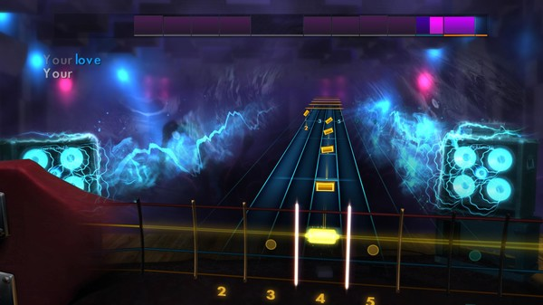 """Скриншот №4 к Rocksmith® 2014 Edition – Remastered – The Outfield - """"Your Love"""""""
