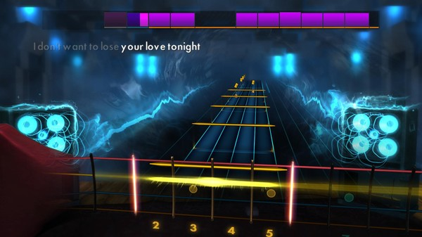 """Скриншот №3 к Rocksmith® 2014 Edition – Remastered – The Outfield - """"Your Love"""""""