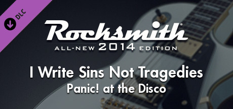 "Rocksmith® 2014 Edition – Remastered – Panic! at the Disco - ""I Write Sins Not Tragedies"""