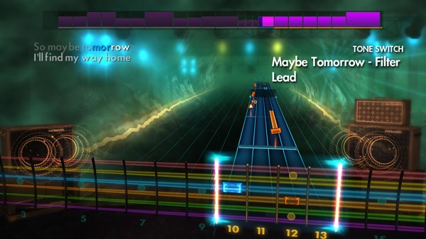 "Скриншот №3 к Rocksmith® 2014 Edition – Remastered – Stereophonics - ""Maybe Tomorrow"""