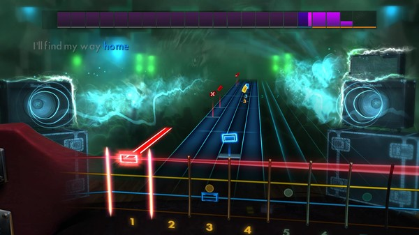 "Скриншот №5 к Rocksmith® 2014 Edition – Remastered – Stereophonics - ""Maybe Tomorrow"""