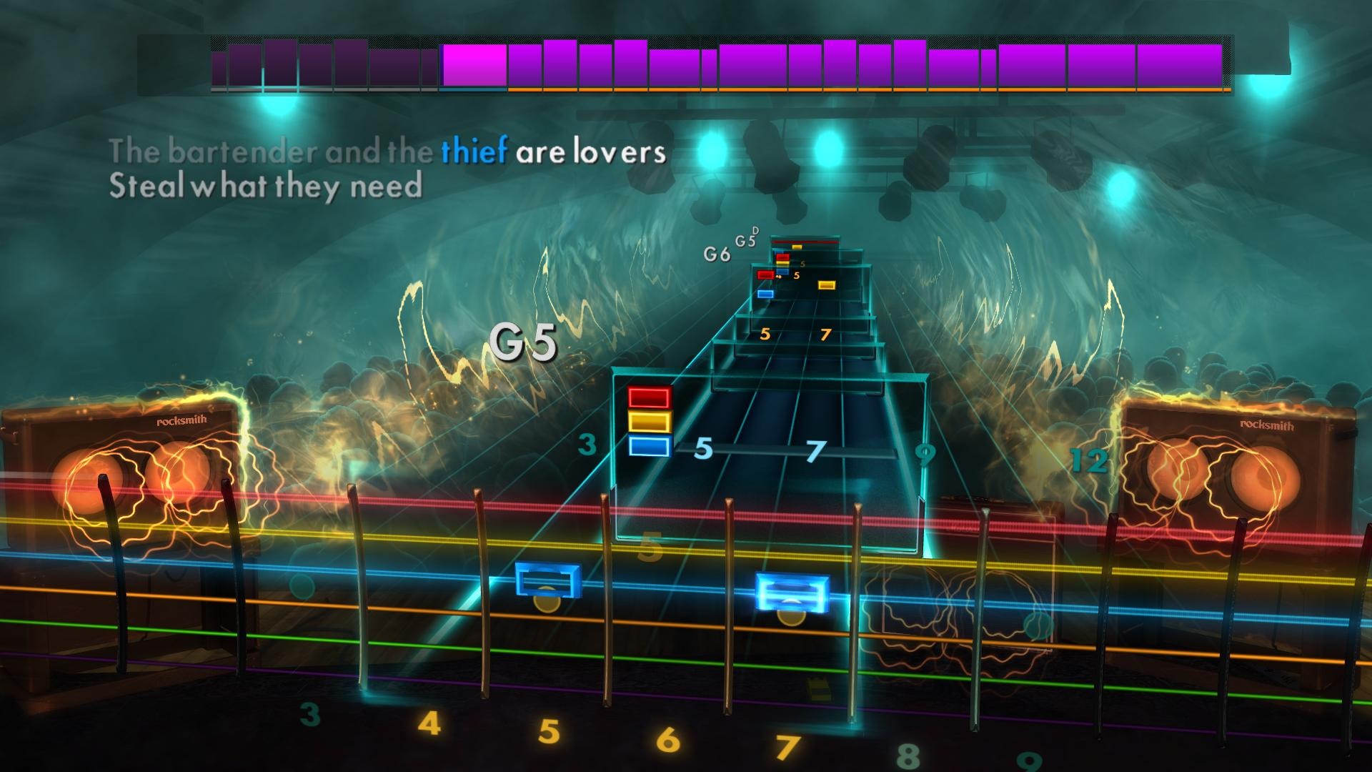 Rocksmith: All-new 2014 Edition - Stereophonics: The Bartender and the Thief 2018 pc game Img-2