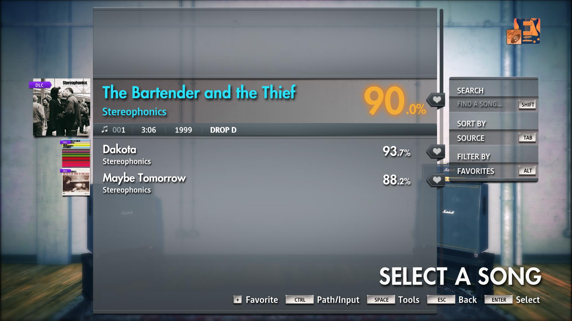 Rocksmith: All-new 2014 Edition - Stereophonics: The Bartender and the Thief 2018 pc game Img-1