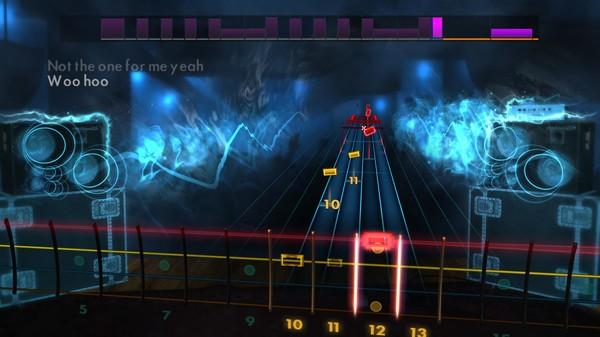 "Скриншот №4 к Rocksmith® 2014 Edition – Remastered – KT Tunstall - ""Black Horse and the Cherry Tree"""