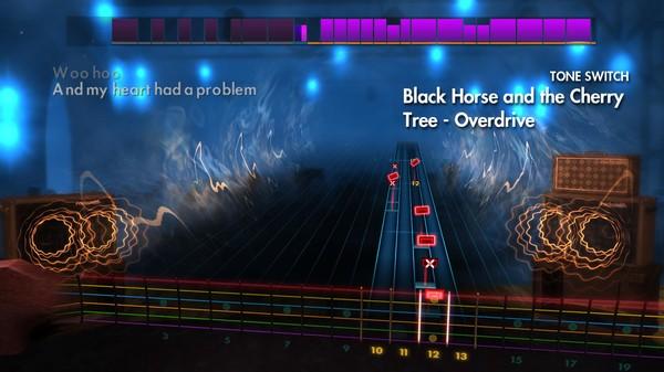 "Скриншот №1 к Rocksmith® 2014 Edition – Remastered – KT Tunstall - ""Black Horse and the Cherry Tree"""