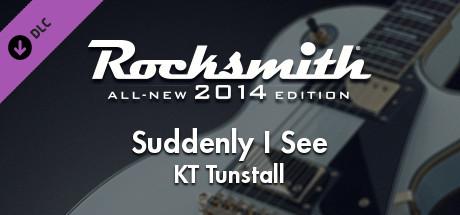 """Rocksmith® 2014 Edition – Remastered – KT Tunstall – """"Suddenly I See"""""""