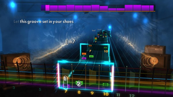 Скриншот №1 к Rocksmith® 2014 Edition – Remastered – 80s Mix Song Pack V