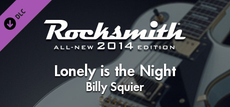 "Rocksmith® 2014 Edition – Remastered – Billy Squier - ""Lonely is the Night"""