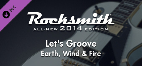 "Rocksmith® 2014 Edition – Remastered – Earth, Wind & Fire - ""Let's Groove"""