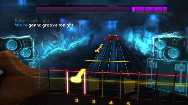 "Скриншот №4 к Rocksmith® 2014 Edition – Remastered – Earth, Wind & Fire - ""Let's Groove"""