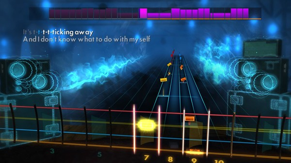 """Скриншот №1 к Rocksmith® 2014 Edition – Remastered – Styx - """"Too Much Time on My Hands"""""""