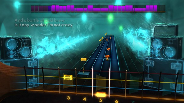 """Скриншот №5 к Rocksmith® 2014 Edition – Remastered – Styx - """"Too Much Time on My Hands"""""""
