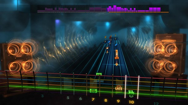 """Скриншот №2 к Rocksmith® 2014 Edition – Remastered – Styx - """"Too Much Time on My Hands"""""""