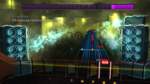 Скриншот №4 к Rocksmith® 2014 Edition – Remastered – Interpol Song Pack
