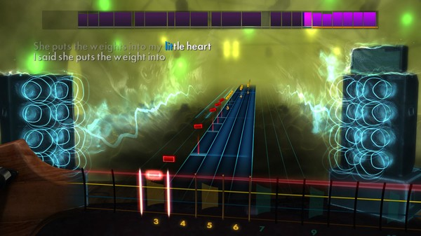 Скриншот №5 к Rocksmith® 2014 Edition – Remastered – Interpol Song Pack