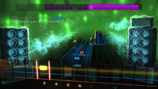 "Скриншот №4 к Rocksmith® 2014 Edition – Remastered – Interpol - ""All The Rage Back Home"""