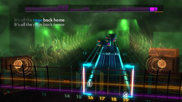 "Скриншот №2 к Rocksmith® 2014 Edition – Remastered – Interpol - ""All The Rage Back Home"""