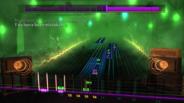 "Скриншот №1 к Rocksmith® 2014 Edition – Remastered – Interpol - ""All The Rage Back Home"""