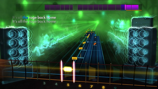 "Скриншот №5 к Rocksmith® 2014 Edition – Remastered – Interpol - ""All The Rage Back Home"""