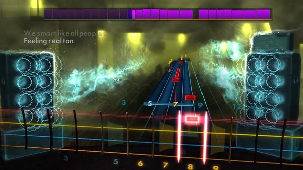 "Скриншот №5 к Rocksmith® 2014 Edition – Remastered – Interpol - ""Evil"""