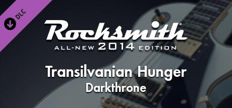 """Rocksmith® 2014 Edition – Remastered – Darkthrone - """"Transilvanian Hunger"""""""