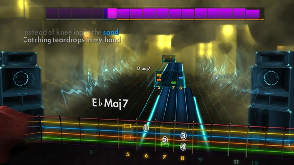 "Скриншот №2 к Rocksmith® 2014 Edition – Remastered – Norah Jones - ""Don't Know Why"""