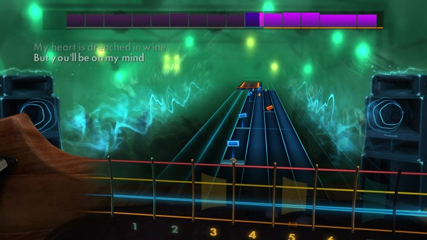 "Скриншот №5 к Rocksmith® 2014 Edition – Remastered – Norah Jones - ""Don't Know Why"""