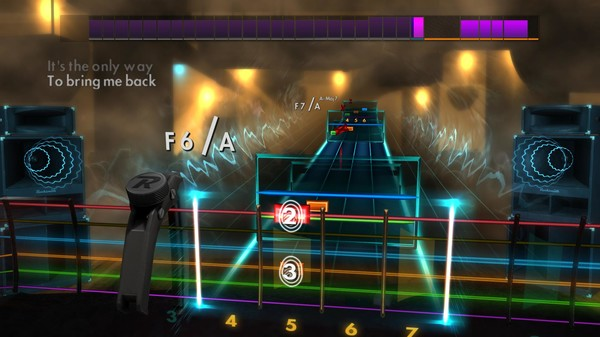 "Скриншот №3 к Rocksmith® 2014 Edition – Remastered – Norah Jones - ""Sunrise"""