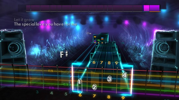 "Скриншот №2 к Rocksmith® 2014 Edition – Remastered – Badfinger - ""Baby Blue"""