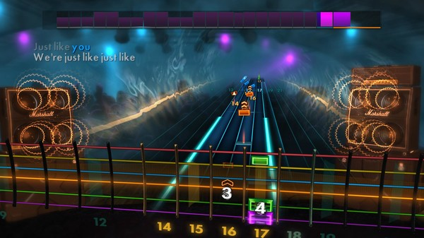 """Скриншот №4 к Rocksmith® 2014 Edition – Remastered – Spacehog - """"In The Meantime"""""""