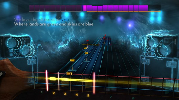"""Скриншот №3 к Rocksmith® 2014 Edition – Remastered – Spacehog - """"In The Meantime"""""""