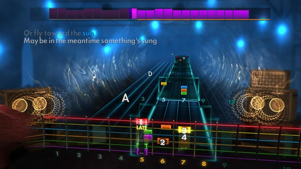 """Скриншот №1 к Rocksmith® 2014 Edition – Remastered – Spacehog - """"In The Meantime"""""""