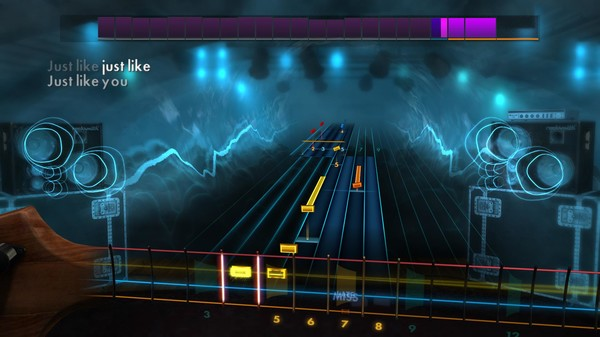 """Скриншот №5 к Rocksmith® 2014 Edition – Remastered – Spacehog - """"In The Meantime"""""""